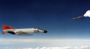 F-4 Gets Blasted With MEADs In This Somewhat Heartbreaking Footage
