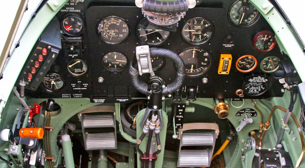 spitfire-cockpit