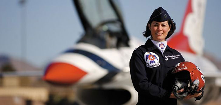how to become an air force pilot