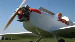 Extremely Small Airplane – Wait Til You See How It Flies!