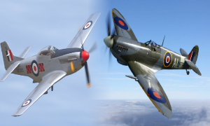 Top 11 WWII Fighter Planes
