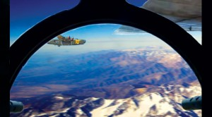 Guy Rides In B-17 Ball Turret, DEBUNKS Common Rumor