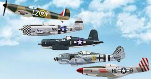 What Was The Best Fighter Of WWII? (Take Poll)
