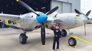 Vet Walks Into Restoration Hangar, Stuns Them With Unlikely Story