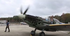Spitfire Revs Up After Decades – Check Out That Amazing Roar