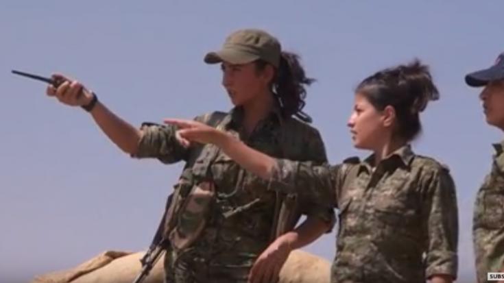 dating a kurdish woman