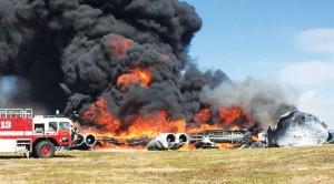 BREAKING | B-52 Crashes In Guam–Crew Of 7 Onboard…