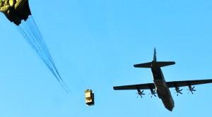 C-130 Riggers Make 3 Humvee Pancakes – Oops