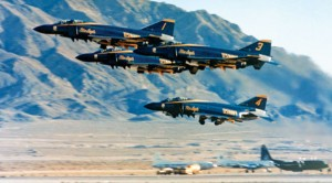We Just Found A Blue Angels Clip In…F-4 Phantom IIs