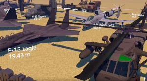 Animation Shows Scale Of U.S. Fire Power–TRULY Neat