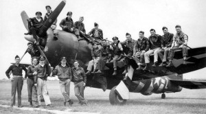 Old WWII Pilot Tells Class Dogfighting Stories–Hilarity Ensues