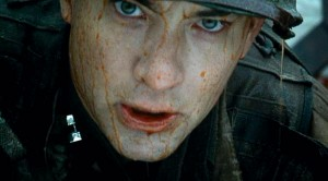The Ultimate Sacrifice-Normandy D-Day Scene From Saving Private Ryan