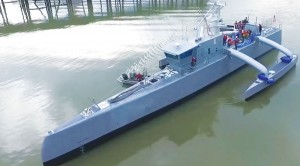 World's First Unmanned Ship Tested By USN Will Save Millions In Costs