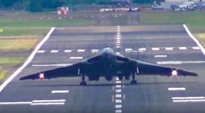 Vulcan Performs Longest Wheelie Of All Time