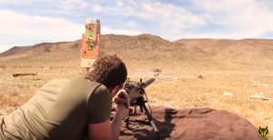 M1919 Machine Gun Full Auto – Makes Some NOISE!