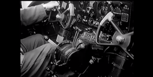 How To Fly The B-25 Mitchell Bomber (1944)