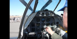 How To Start Up P-51D Mustang