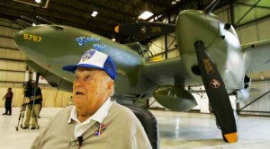 P-38 Reunited With Its Pilot – You Won't Believe Where They Found It
