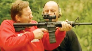 Reporter Shoots AR-15, Claims PTSD–You've Got To See This