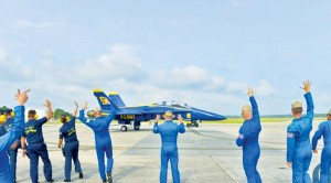 UPDATE | Blue Angels Resume Shows After Deadly Crash, But Still Looking For…