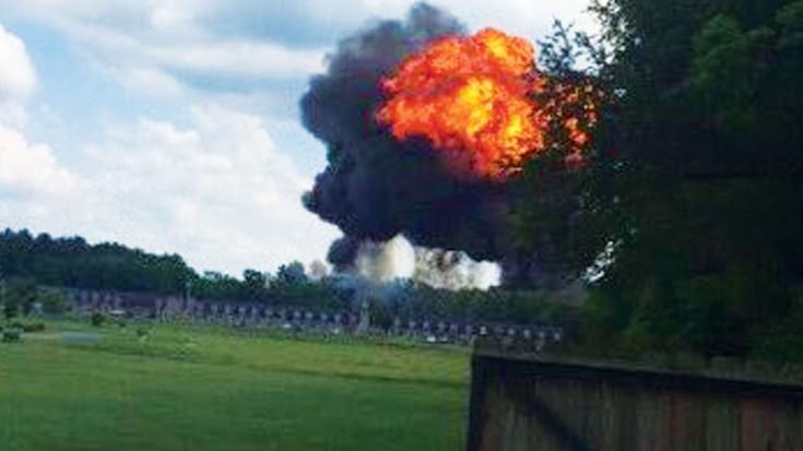 UPDATE! Deadly Blue Angels Jet Crash in Smyrna – Thunder Radio  |Blue Angel Crash Death