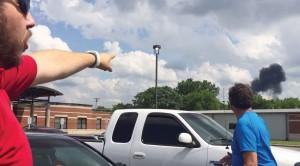 UPDATE | Blue Angel Crash Footage Surfaced