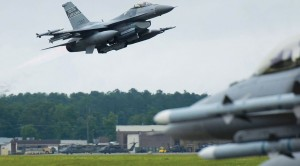 BREAKING | 3rd Crash This Month Leaves Two F-16s In Flames