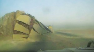 Hummer Almost Wiped Out By IED–CRAZY Luck