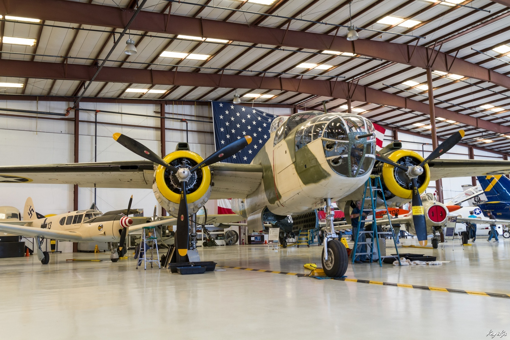 Top 10 Places For Warbird Fanatics In The U S  That You Have to