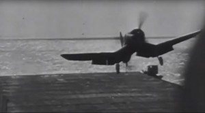 Corsairs Tended To 'Float' Upon Landing – This Pilot Found Out The Hard Way