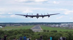 Guy Captured 8 Of The Finest Lancaster Flybys EVER