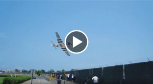 We Caught One Of The Best P-51 Flybys Of ALL TIME
