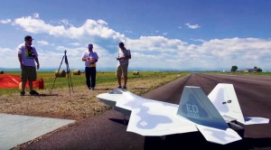 Guys Build An Rc F-22 Then Fly It At 180MPH