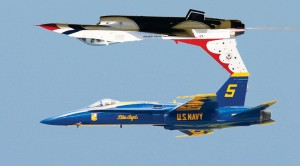 Thunderbirds Honor Fallen Blue Angel In The Most Heartfelt Way Ever