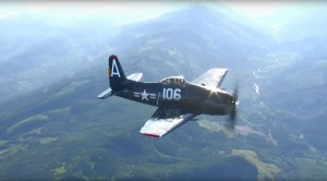 Explosive Warbird Flybys Over Paine Field – Hear Those Powerful Engines Roar