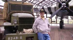 He Returns To Normandy After 70 Years – What Happens Next Will Leave You Speechless