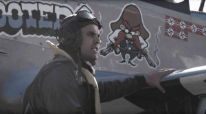 """Ace Pilot """"The Flying Greek"""" Soars Again In A New Film"""