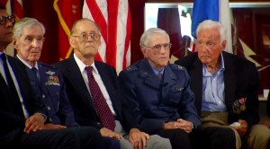 WWII Veterans Honored Decades Later – Their Courageous Stories