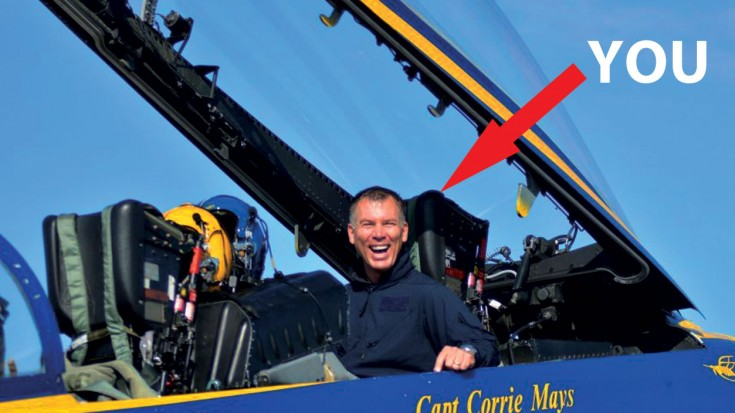 Want To Fly With The Blue Angels? Here Are 3 Ways You Can | World War Wings Videos