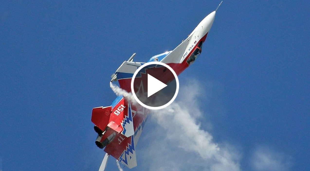 Cobra Jet Mustang >> Craziest Cobra Maneuver Ever Caught On Camera...Then, Your ...