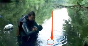 He Found Dead WWII Pilot at the Bottom of This Pond- Will Make Your Gut Sink