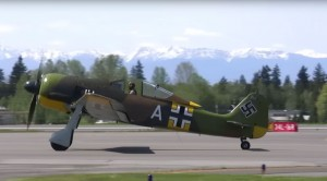 Fw 190 Restored To Flying Condition – See Her Astounding Flight