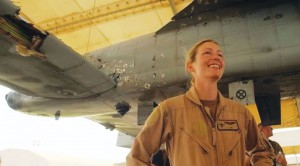 A-10 Pilot Gets Hit Bad Over Baghdad–Switches To Manual To Survive