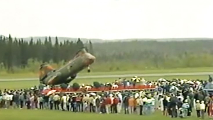 Breathtaking Sea Knight Display That Would Never Be Allowed To Happen Today   World War Wings Videos