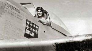 This Ace Pilot Shot Down Germans, Italians, Japanese And… An American?