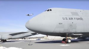 Inside The C-5 Galaxy – An Awesome Tour Of The Enormous Plane
