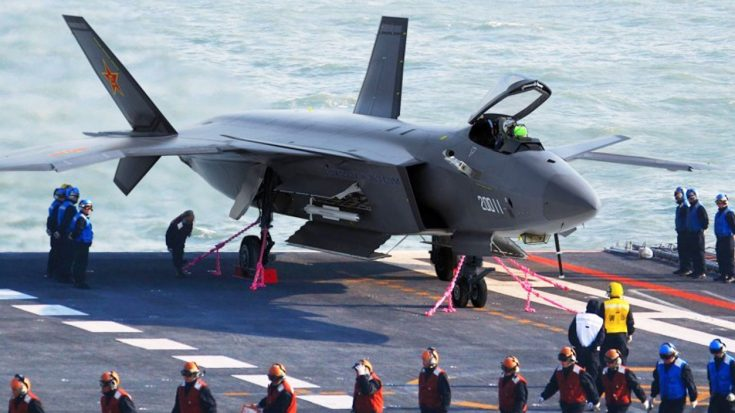 Examining Classified Evidence – How Exactly Did China Steal The F-35 | World War Wings Videos