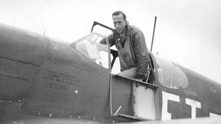 A Single Mustang Beat 30 German Fighters | World War Wings Videos
