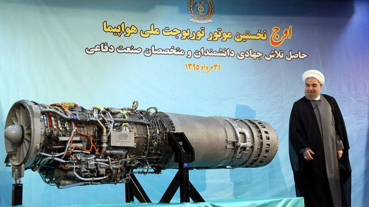 Iran Reveals Powerhouse Turbo Engine – Prepares Mass Production For Air Force | World War Wings Videos