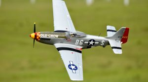 RC P-51 Tears Through The Air – Insane Moves At A Bargain Price
